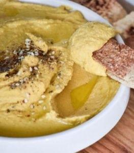 Roast Pumpkin Hummus
